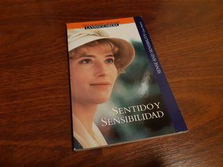 libro bilingüe inglés español sentido y sensibilid