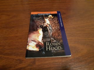 libro bilingüe inglés español robin hood