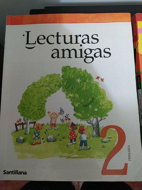 Lecturas amigas 2. Santillana