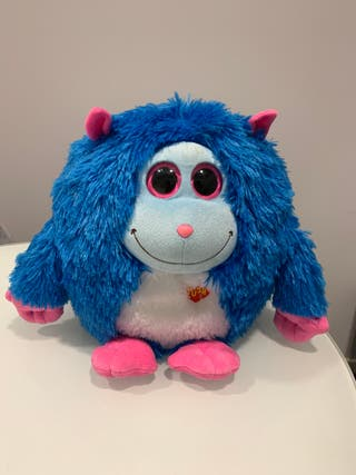 Peluche animal azul