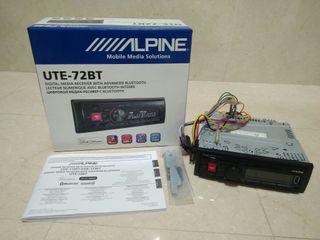 CD/USB ALPINE