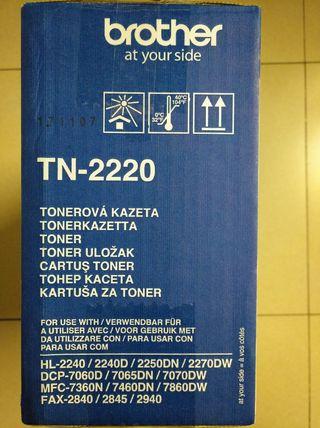 Cartucho tinta para TN-2220