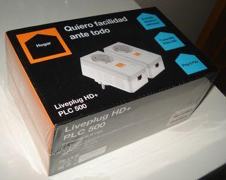 PLC 500 LIVEPLU HD+ NUEVO A ESTRENAR. PRECINTADO.