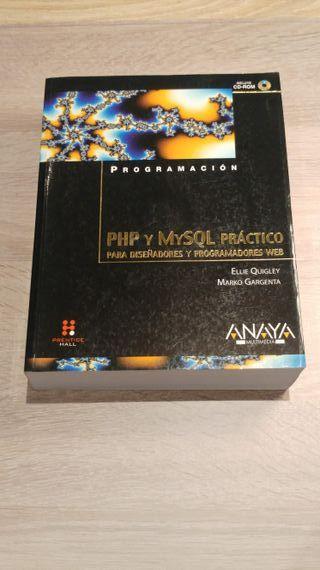 Libro PHP y MySQL Práctico