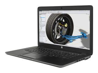 Portatil HP Workstation I7 (5500U) + SSD (256GB)