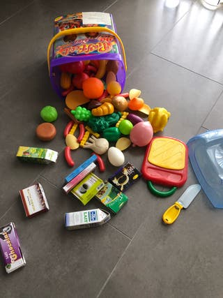 Set comidas Playfood