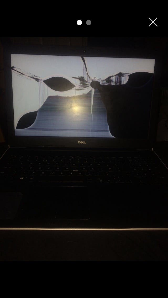 Dell laptop inspiration 15 3000
