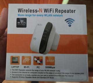 Wifi extender - amplifica el alcance de tu wifi