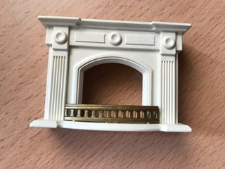 Playmobil chimenea casa victoriana
