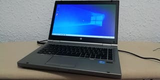 Portatil HP, Intel i5, 8GB RAM, 320GB HDD, DP.