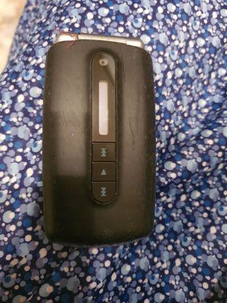 móvil Samsung Alcatel para piezas, no funciona