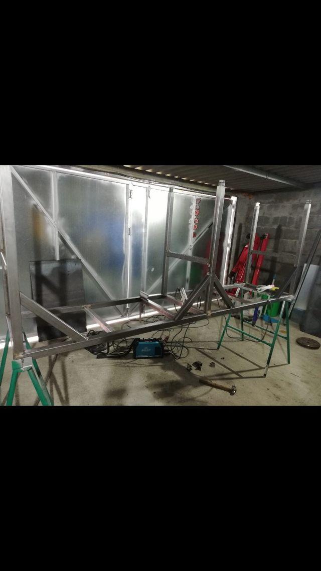 Fabricacion de estructuras metalicas