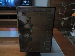 Pelicula dvd gladiator edicion especial