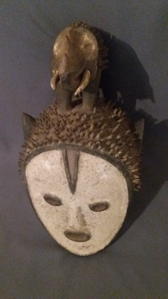 Mascara Africana MAMBILA