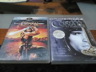 Peliculas de conan dvd