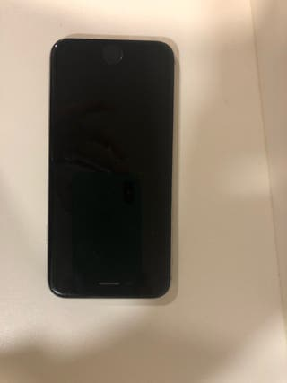 iPhone 6 64GB negro con funda