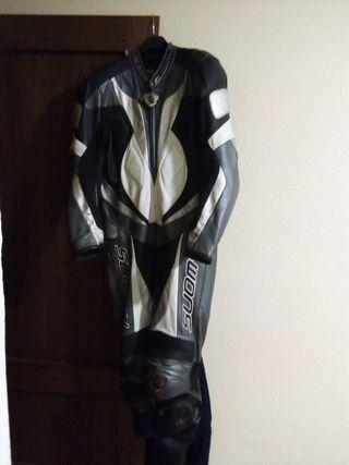 traje de moto