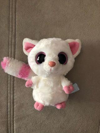 Peluche Lemur Rosa