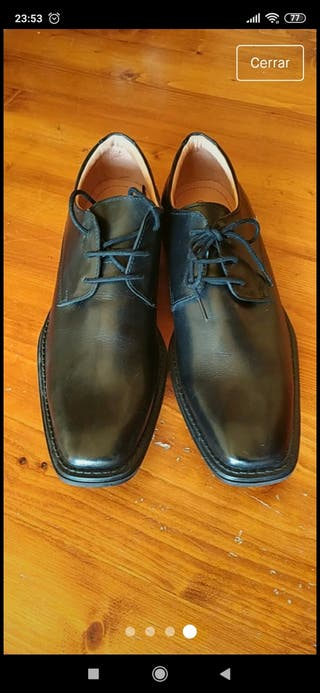 A estrenar zapato caballero Georges Rech.