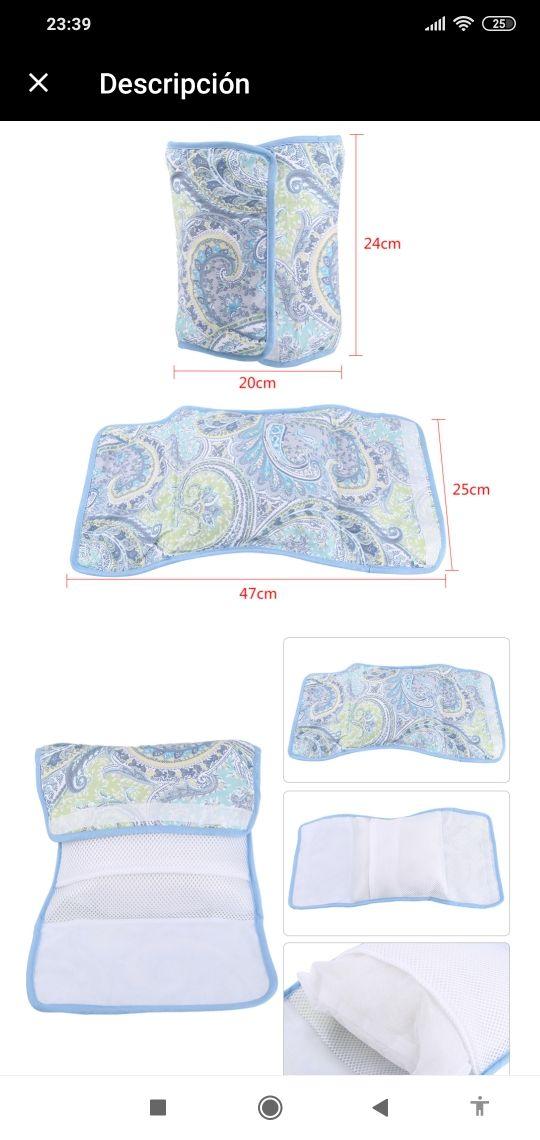 almohada de lactancia