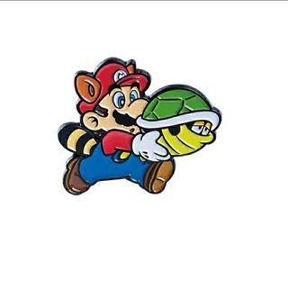 Pin Super Mario Bros.