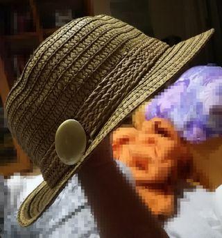 Sombrero. Opción a 3x2