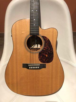 Guitarra electroacústica Martin DC-16GTE