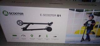 PATINETE ELÉCTRICO E-SCOOTER S1