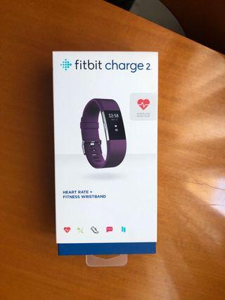 Pulsera de actividad física . Fitbit charge 2
