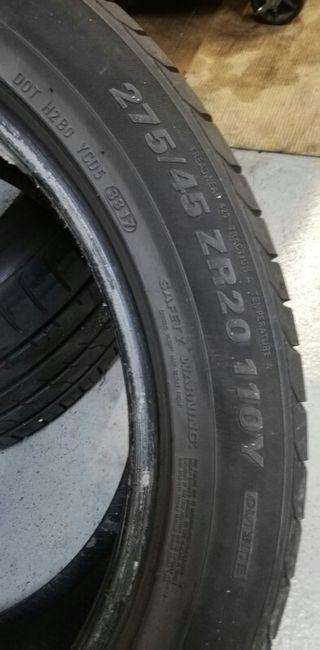 neumáticos 2 unidades