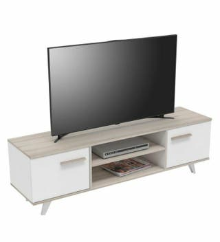 Mueble de televisión escandinavo moderno