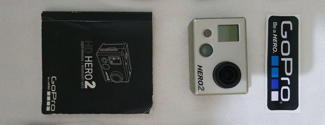 GoPro Hero 2 y Hero 3+