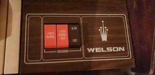 Órgano Welson
