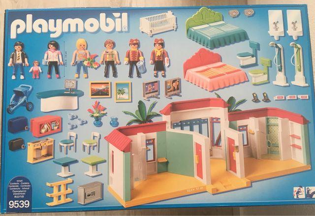 PLAYMOBIL 9539 INN HOTEL