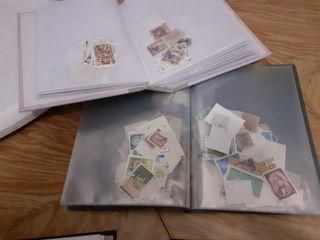 colección de sellos