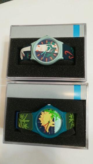 Relojes Vintage CASIO PTM-10. Colección Art Casual