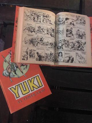 Cómics Yuki el temerario
