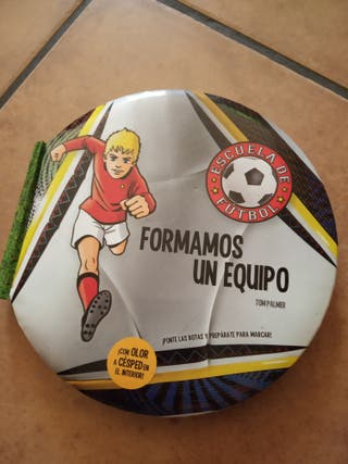 libro infantil futbol