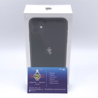 IPHONE 11 256GB PRECINTADO FACTURA GARANTÍA
