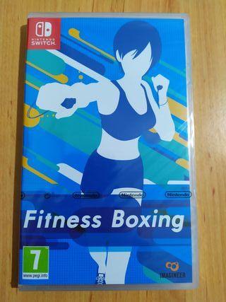 NUEVO Fitness Boxing SWITCH - Envío gratis hoy