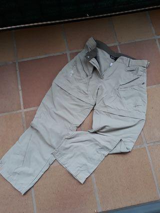 Pantalones de trekking/montaña. Muy poco uso