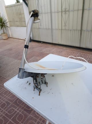 antena parabólica plato de 60 cm