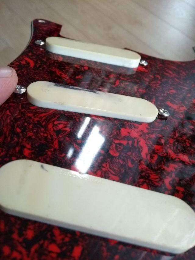 Pastillas Fender Stratocaster Lace Sensor Silver
