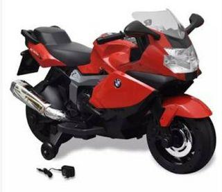 moto bateria BMW 12v infantil
