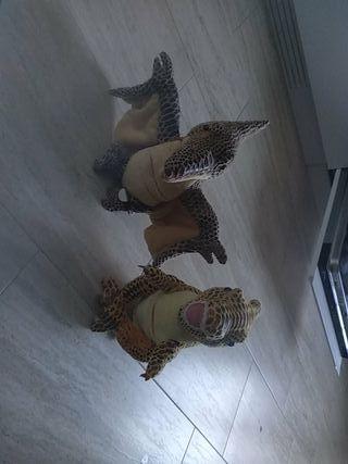 dinosaurios con ruido