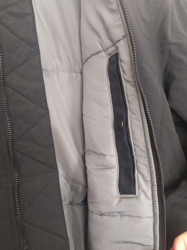 chaqueta NUEVA Dockers T.L chico