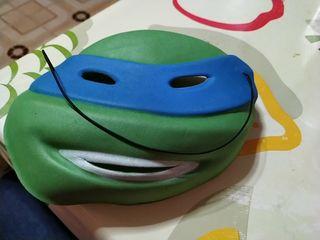 Máscara Tortugas ninja