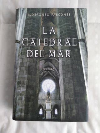 """Libro novela """"La Catedral del mar"""""""