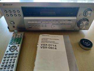 Amplificador Decodificador Piooner VSX - AVERIADO