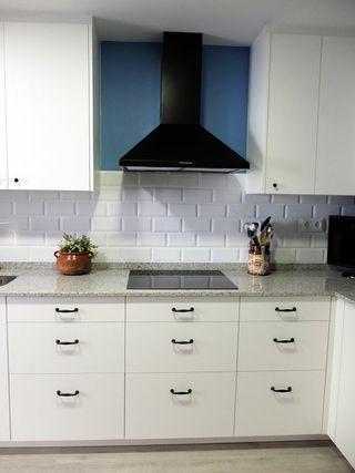 servicio de montaje en el día Ikea muebles cocinas